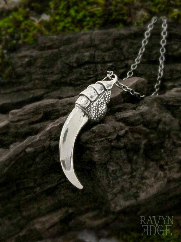 Talon necklace dragon jewelry for men and women